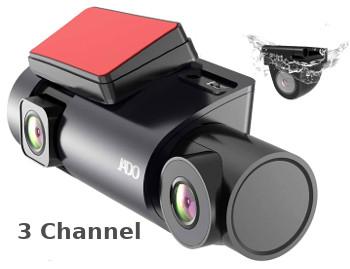 VVCAR 3 Channel Dash Cam Review