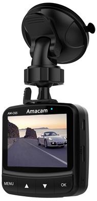 AMACAM AM-C65 Dash Camera