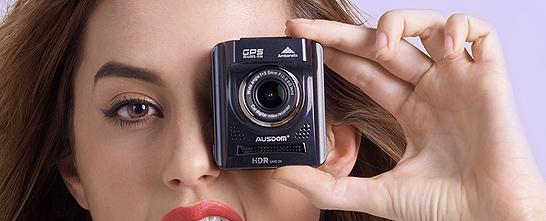 AUSDOM HD Dash Cam A261