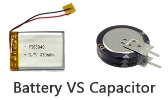 Dash Cam Battery VS Capacitor
