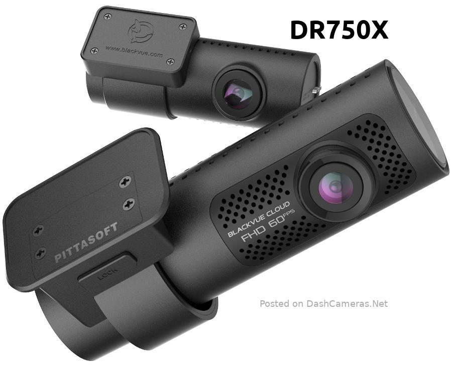 BlackVue DR750X Dash Cam