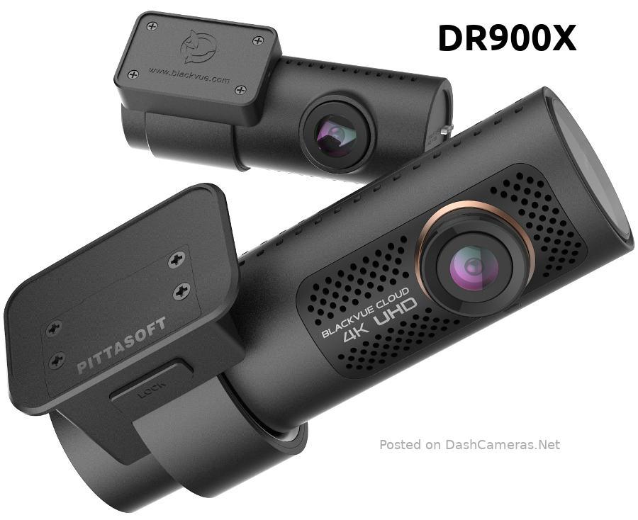 BlackVue DR900X Dash Cam