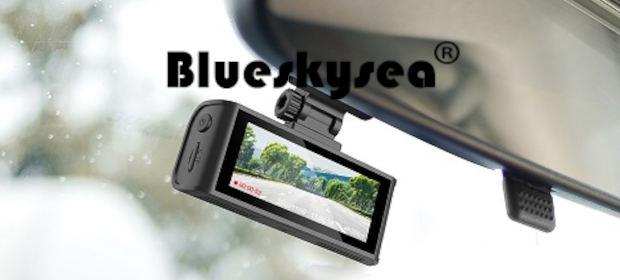 BlueSkySea B4K Dash Cam Review