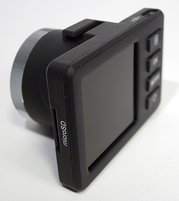 Conbrov T17 Dash Cam side view