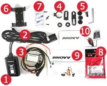 INNOVV C5 accessories