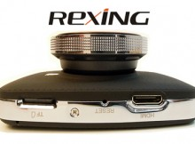 REXING V6 Dash Camera