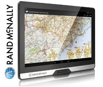 Rand McNally GPS Dash Cam
