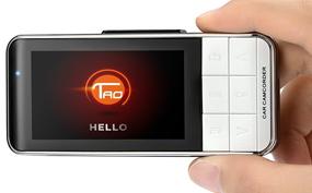 TaoTronics TT-CD05 LCD screen
