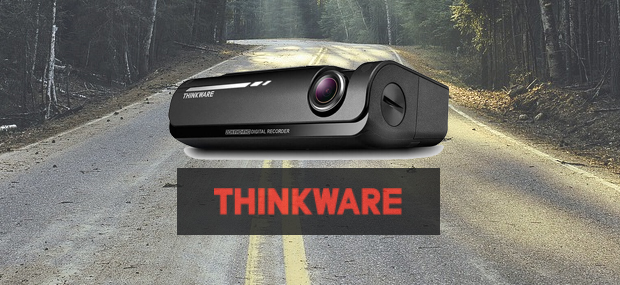 Thinkware F770 Dual Dash Camera