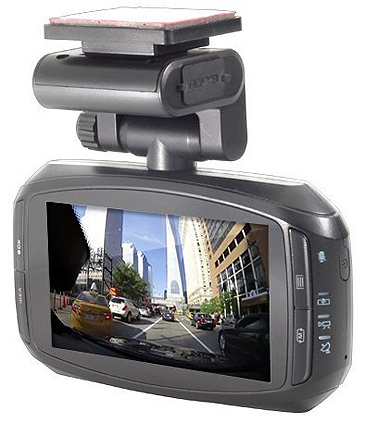 WheelWitness HD PRO Dash Cam LCD Screen
