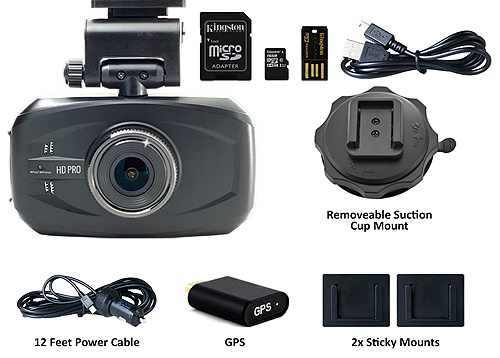 WheelWitness HD PRO Accessories