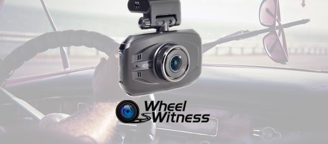 WheelWitness HD PRO Dash Camera