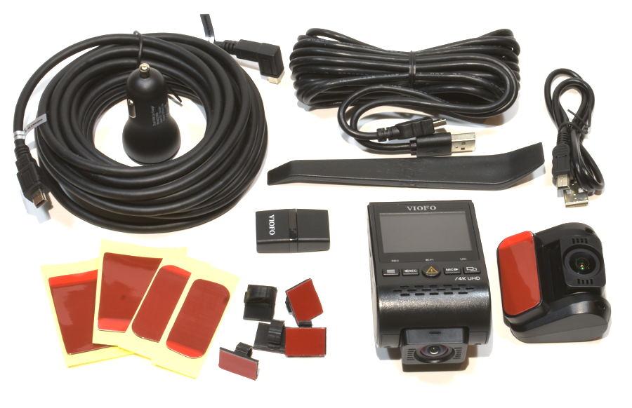 VIOFO A129 Duo Pro Accessories