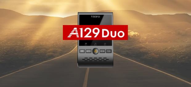 A129 Duo VIOFO Dash Cam