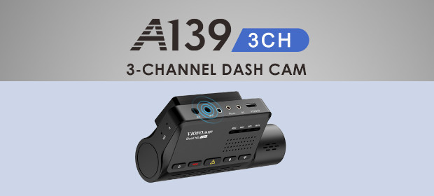 VIOFO A139 S Camera Dash Cam Review