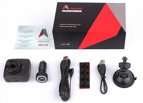 AMACAM AM-C65 Box Contents
