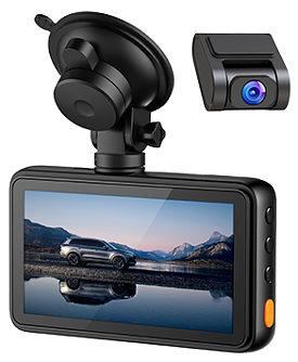 APEMAN c860 Dual Dash Cam