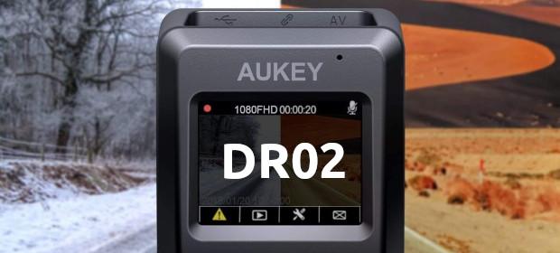 AUKEY DR02 Dash Cam Review