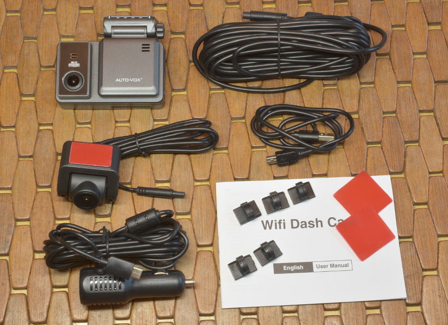 AUTO-VOX AD2 Accessories