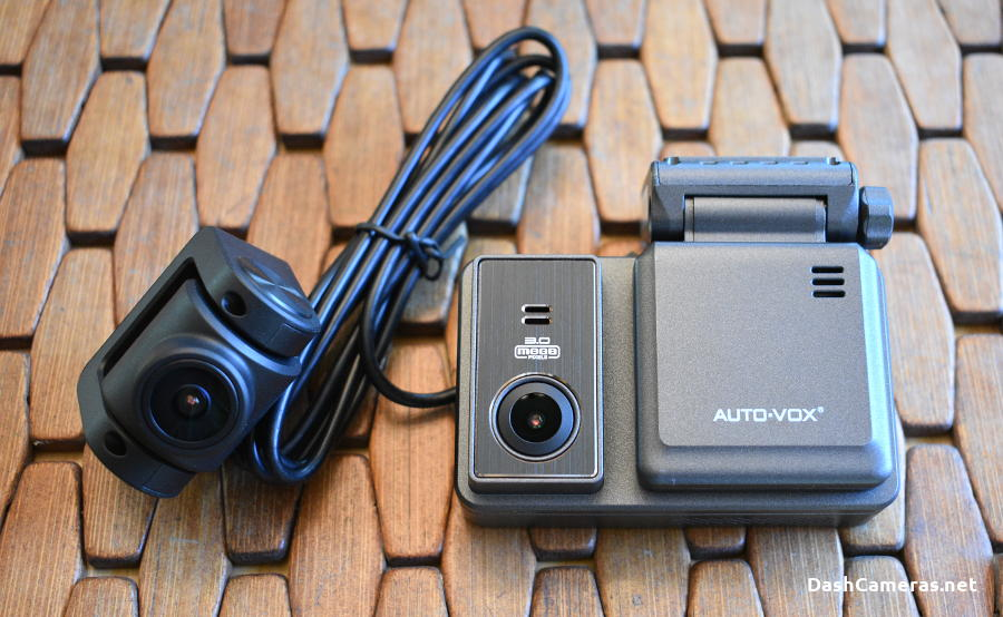 AUTO-VOX AD2 Dash Cam Review