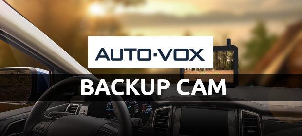 AUTO-VOX Wireless Backup Camera
