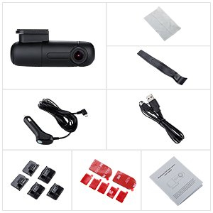 B1W Dash Cam Accessories