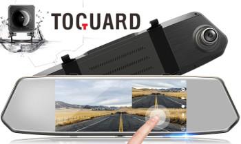 TOGUARD Dash Cam and Backup Assist