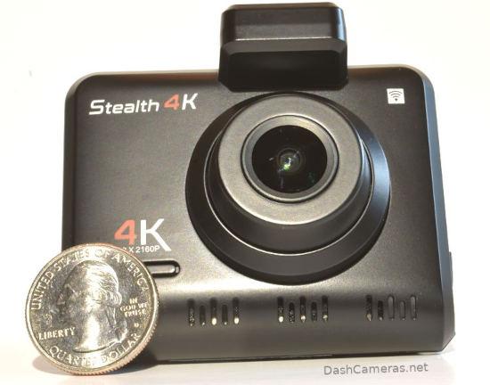 ROVE Stealth PRO 4K Dash Cam