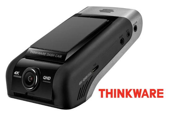 THINKWARE 4K Dash Cam