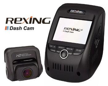 Rexing V1P Dash Cam