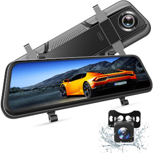 Vantop Mirror Dash Cam Coupon Deal