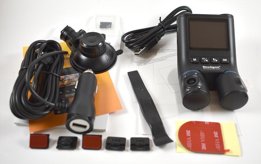 BlueSkySea B2W Dash Cam Accessories