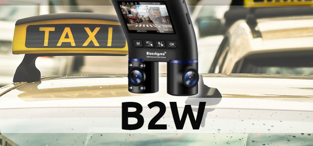 BlueSkySea B2W Dash Cam Review