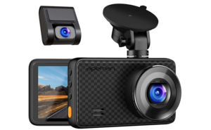 Best dual dash cam under $100