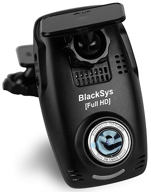 BlackSys CF-100 Dash Cam Review