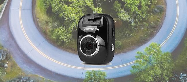 DBPOWER D104 Dash Cam