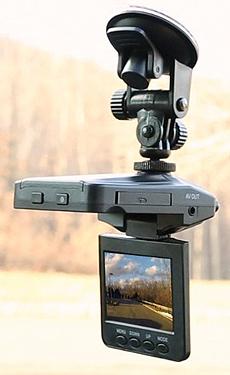 Dashcam Pro Screen