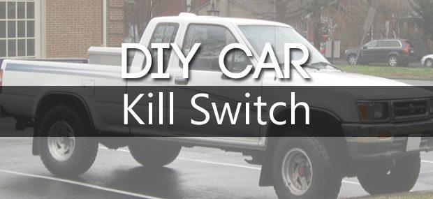 DIY Car Kill Switch