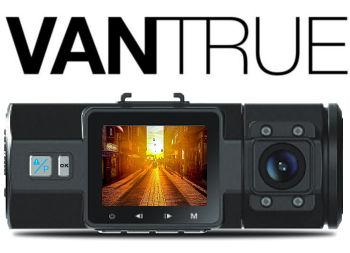 N2 Pro Dual Dash Cam