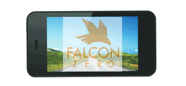 Falcon Zero Touch DashCam
