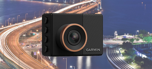 Garmin Dash Cam 55 with Voice Control