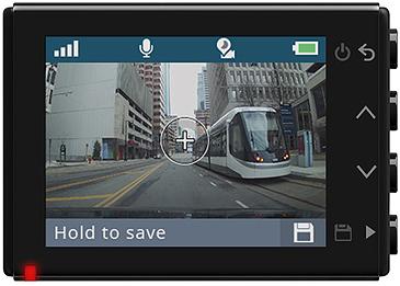 Garmin Dash Cam 55 LCD Screen