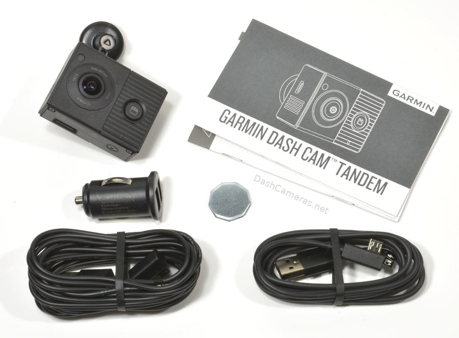 Garmin Dash Cam accessories