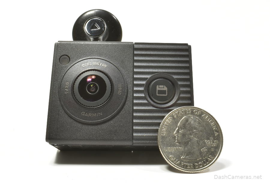 Garmin Dash Cam Tandem Dual Lens