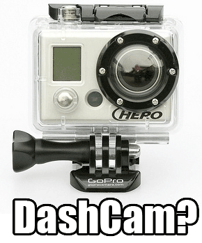 GoPro DashCam