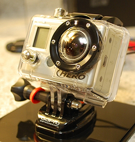 Gopro Dash Cam >> Can I Use My Gopro As A Dashcam