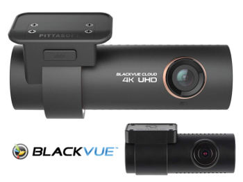 Stealth BlackVue DR900S Dash Cam