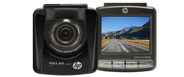 HP F-500G HD Dashcam