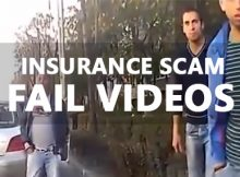 Insurance Scam Fail Videos