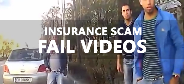 Best Insurance Scam Fails Caught on Dash Cam Video